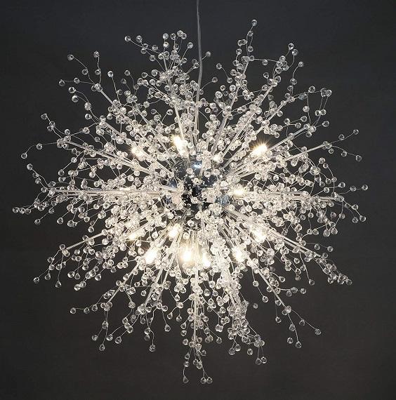 bathroom chandelier 9