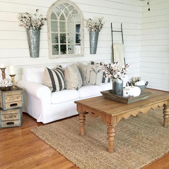 beadboard living room 11