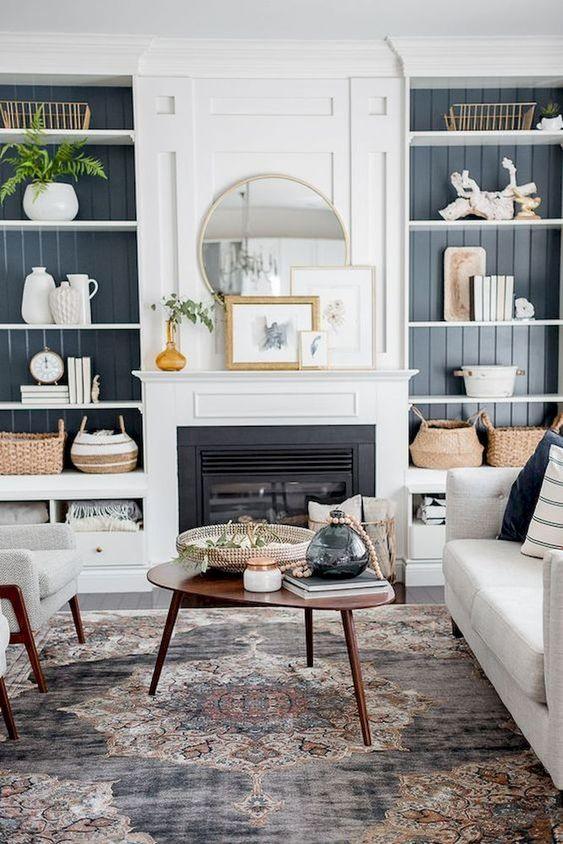 beadboard living room 4