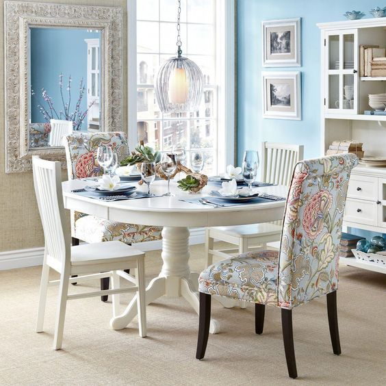 shabby chic dining room 2