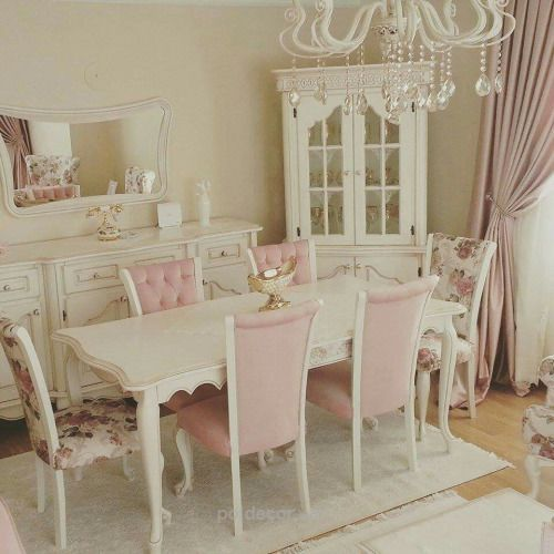 shabby chic dining room 4