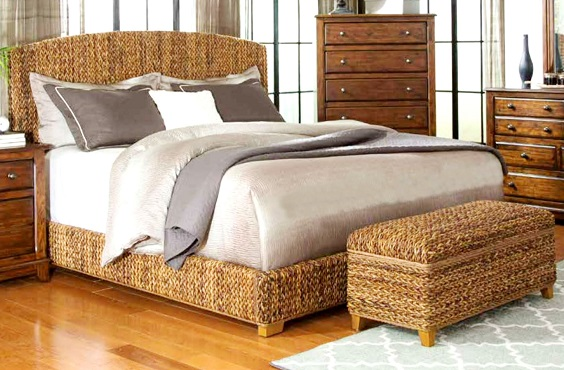 wicker bedroom 3