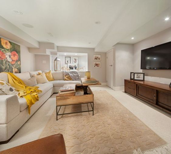 windowless living room 1