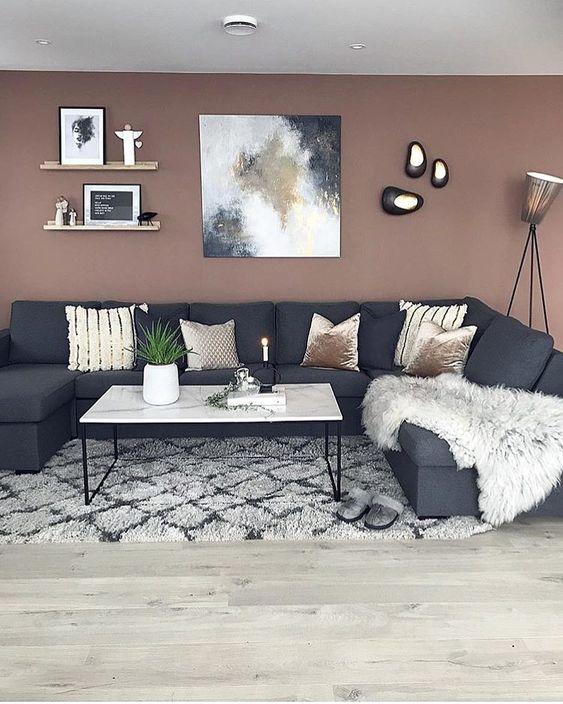 windowless living room 17