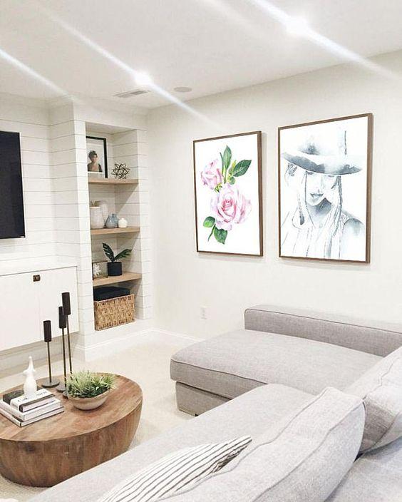 windowless living room 2