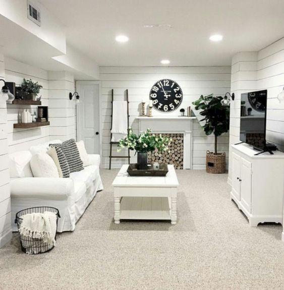 windowless living room 3