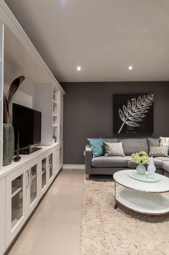 windowless living room 5