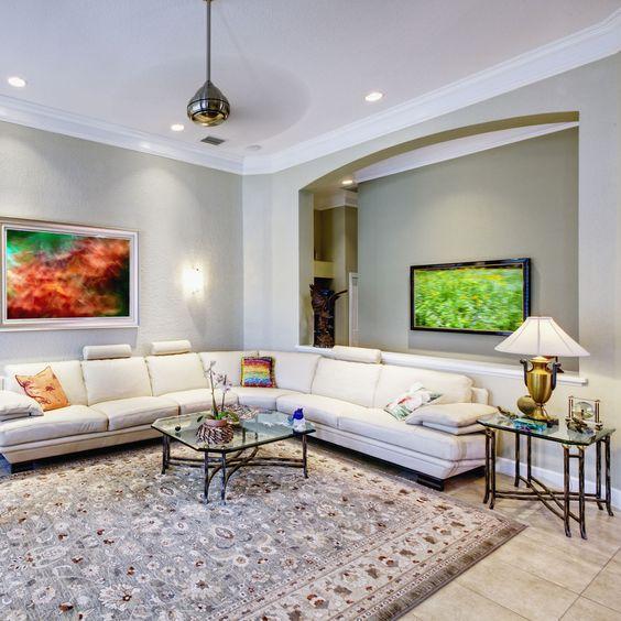 windowless living room 8