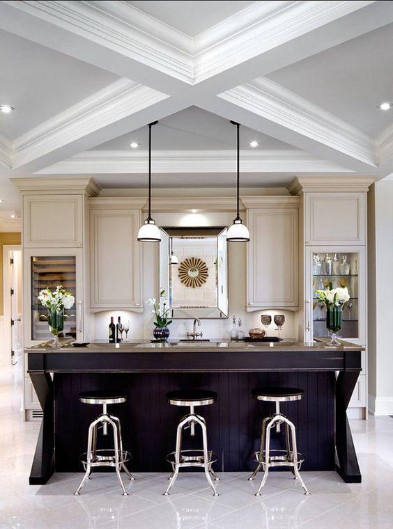 beamed kitchen ideas 10