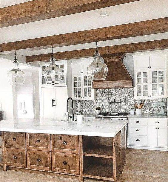 beamed kitchen ideas 3