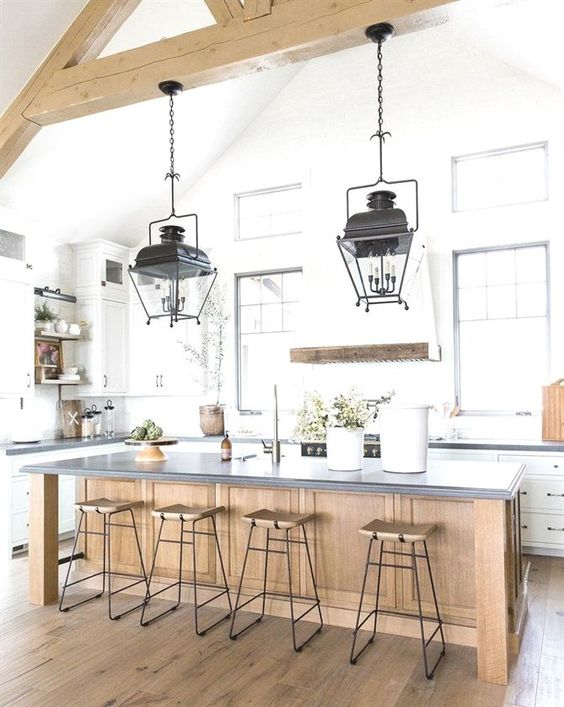beamed kitchen ideas 5