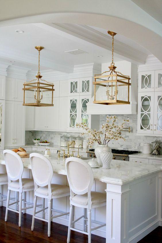 beamed kitchen ideas 9