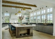 beamed kitchen ideas feature