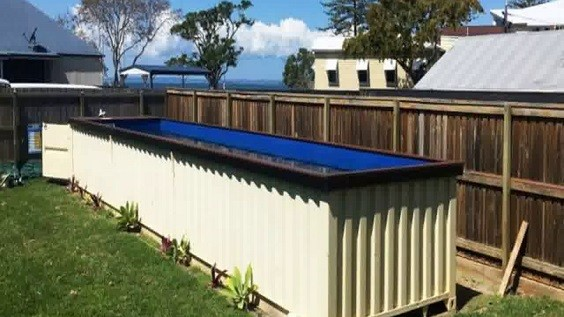 container swimming pool 10