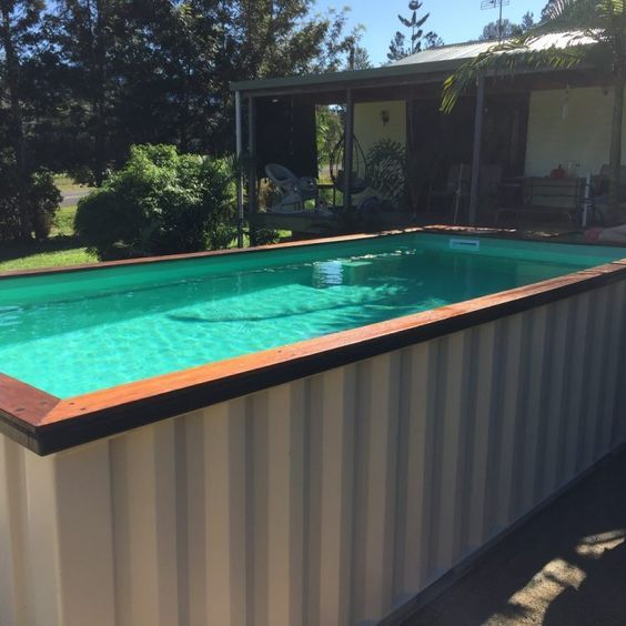 container swimming pool 2