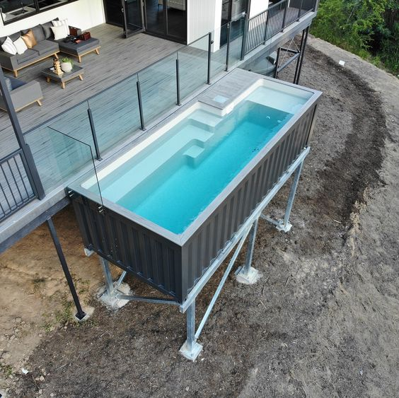 container swimming pool 5
