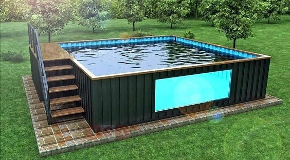 container swimming pool 9