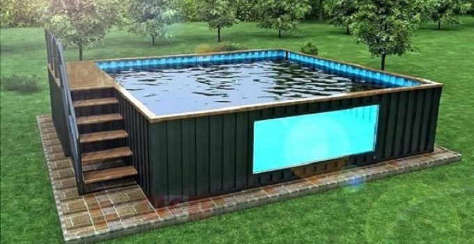 Container Swimming Pool 25 Exhilarating Ideas For Fun Summertime