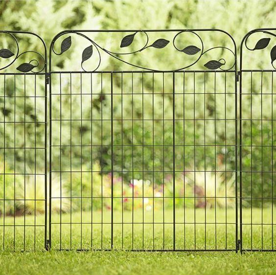 decorative fence 7