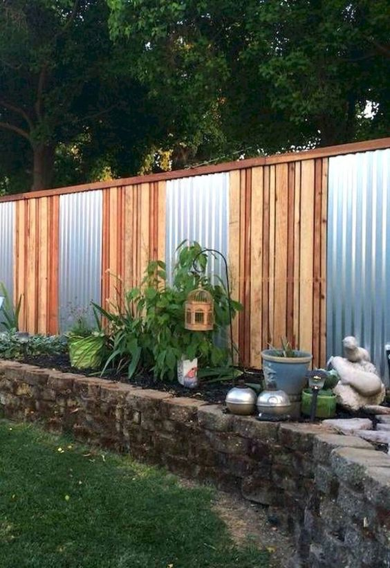 diy fences ideas 10