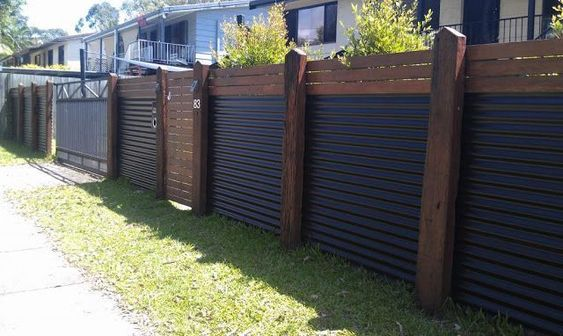 diy fences ideas 12