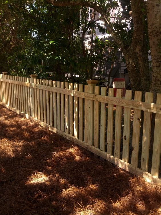 diy fences ideas 16