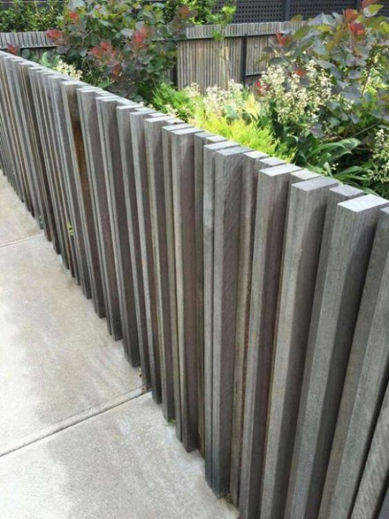 diy fences ideas 18