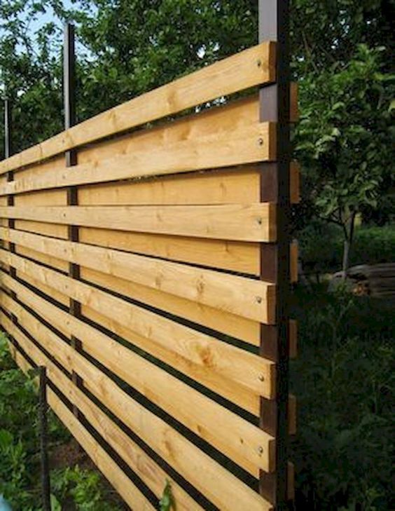 diy fences ideas 21
