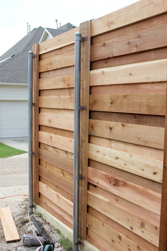 diy fences ideas 25