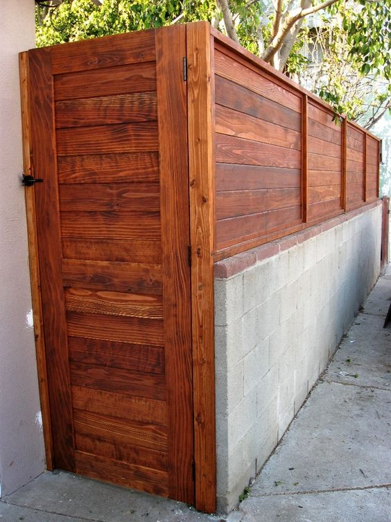 diy fences ideas 4