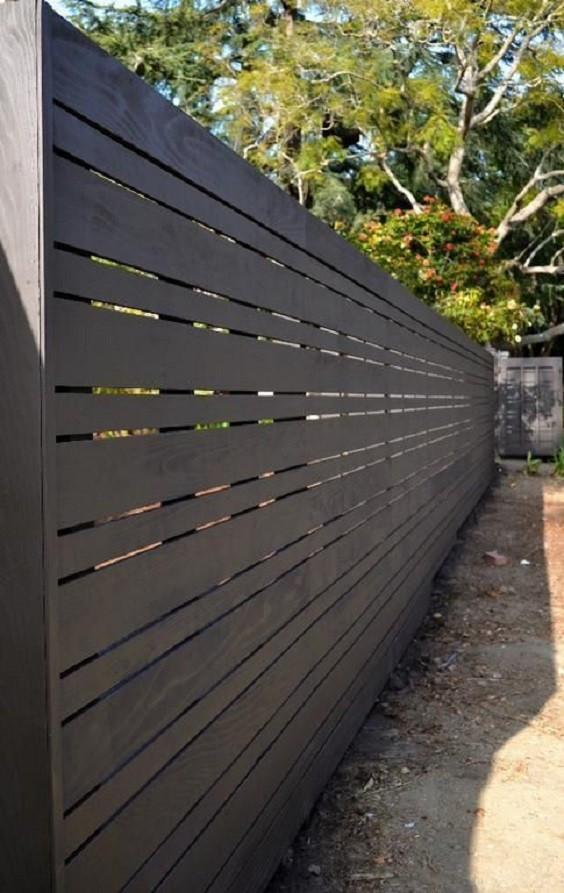 diy fences ideas 5