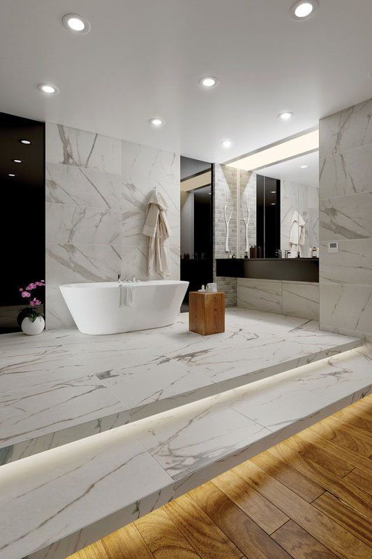 25+ Most Fascinating Glamor Bathroom Ideas That Will Stun You