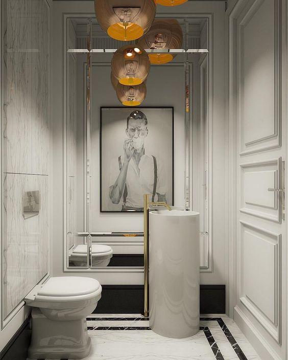 glamour bathroom 6