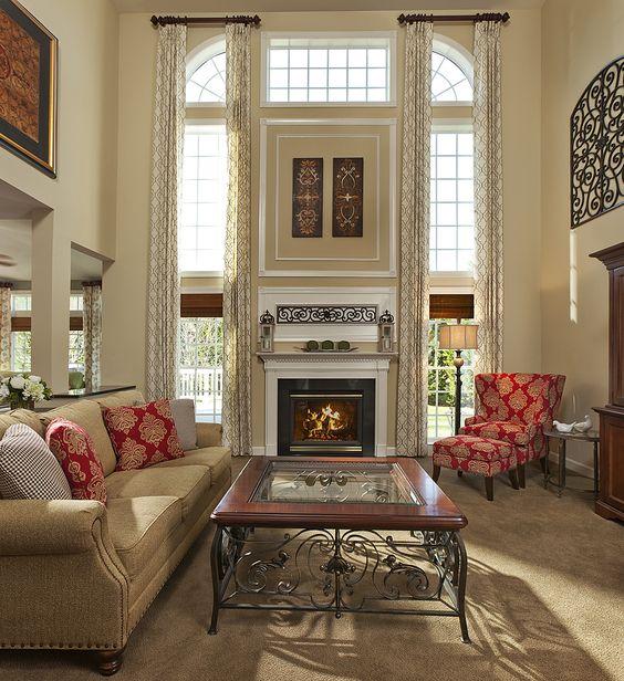 khaki living room 19