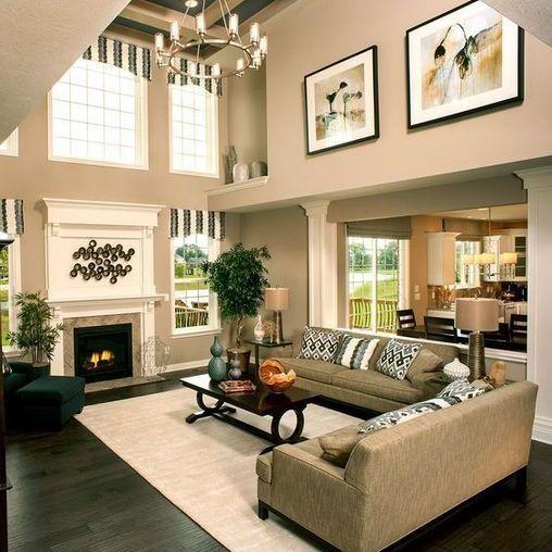 khaki living room 21