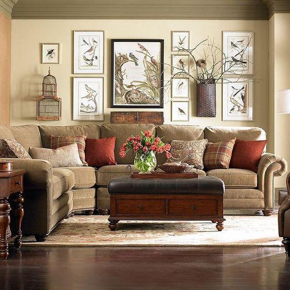 khaki living room 3