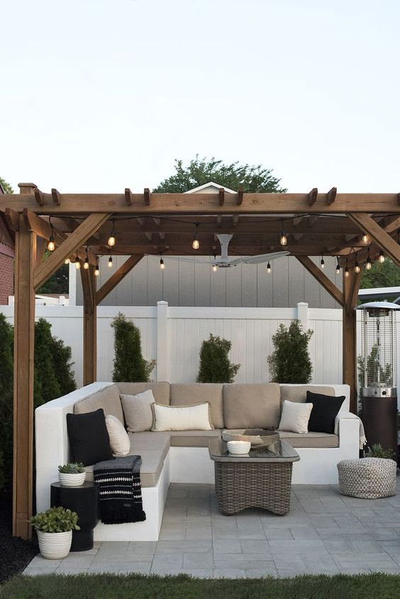 modern patio ideas 24