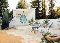modern patio ideas feature