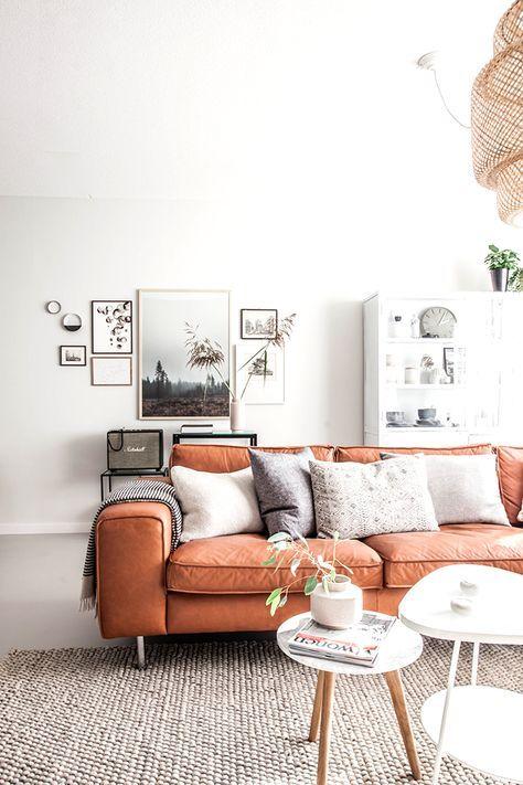 orange living room furniture 21