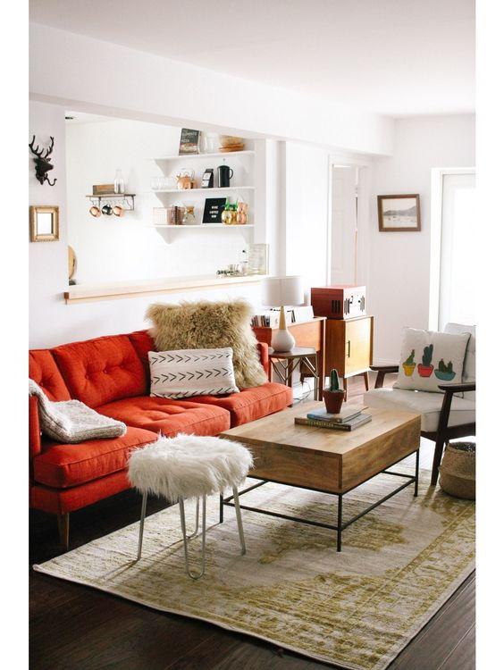 orange living room furniture 23