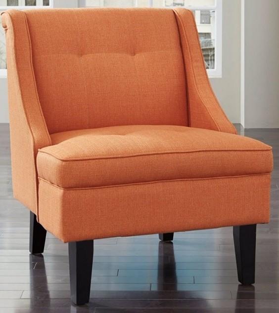 orange living room furniture 5