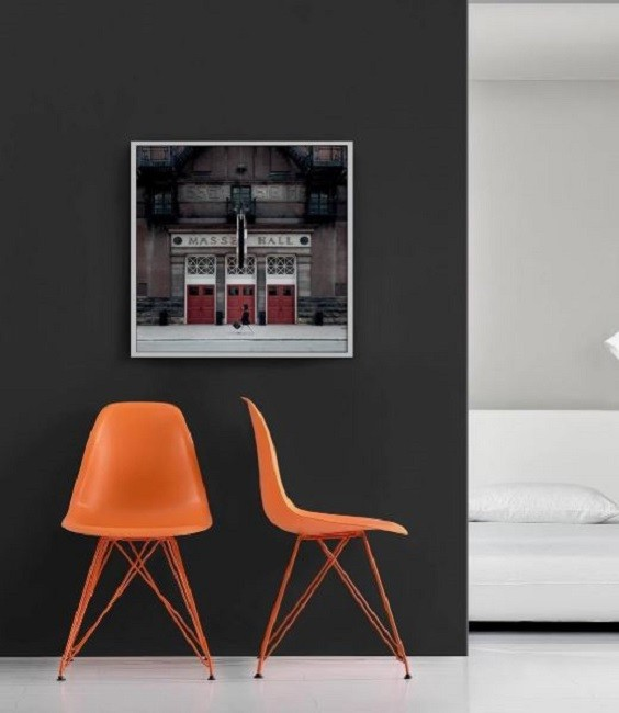 orange living room furniture 7