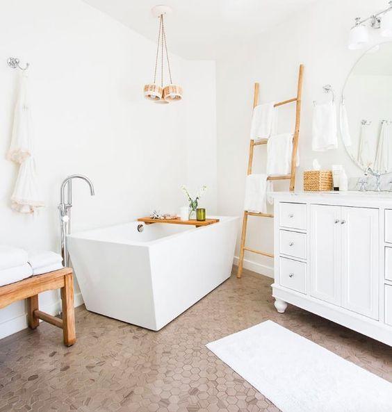 transitional bathroom 12