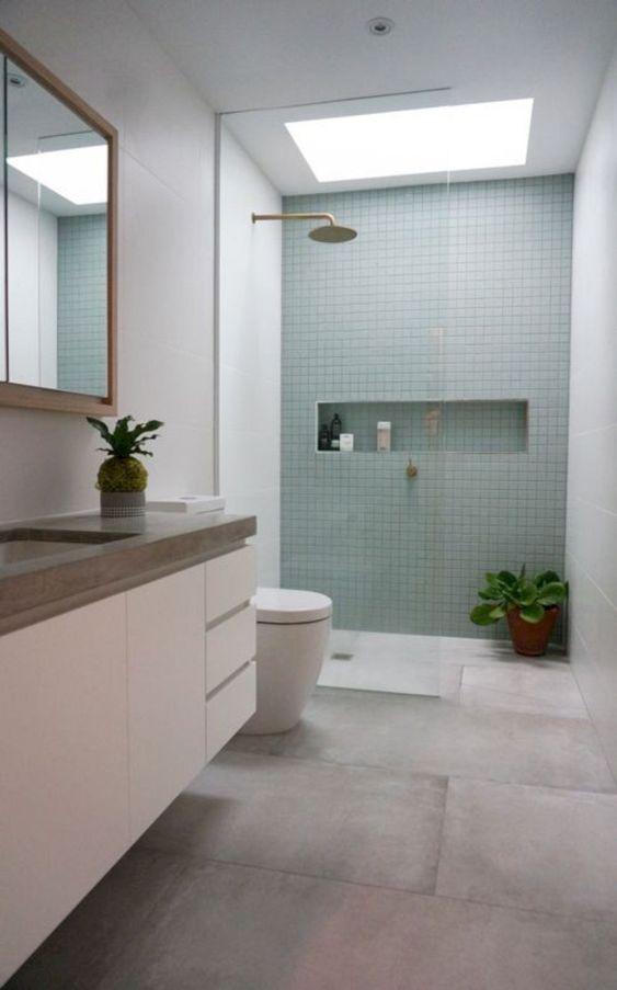 transitional bathroom 14
