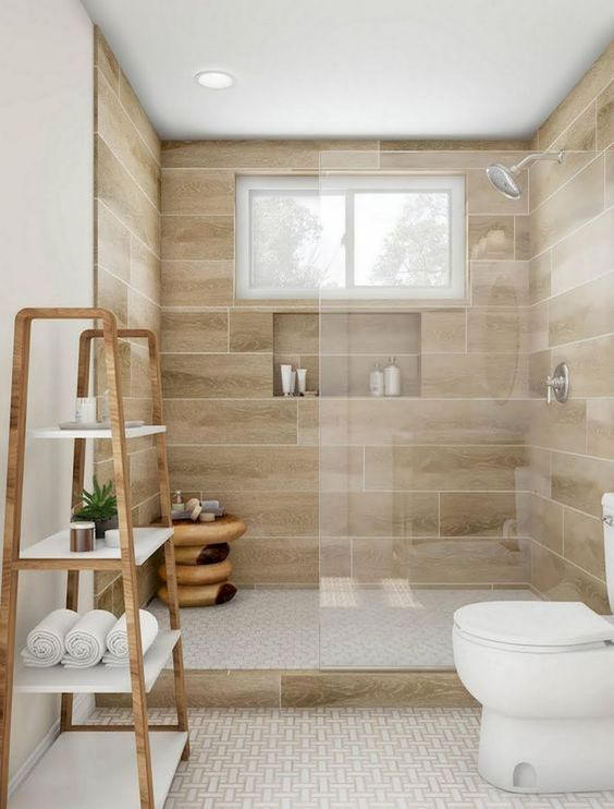 transitional bathroom 15