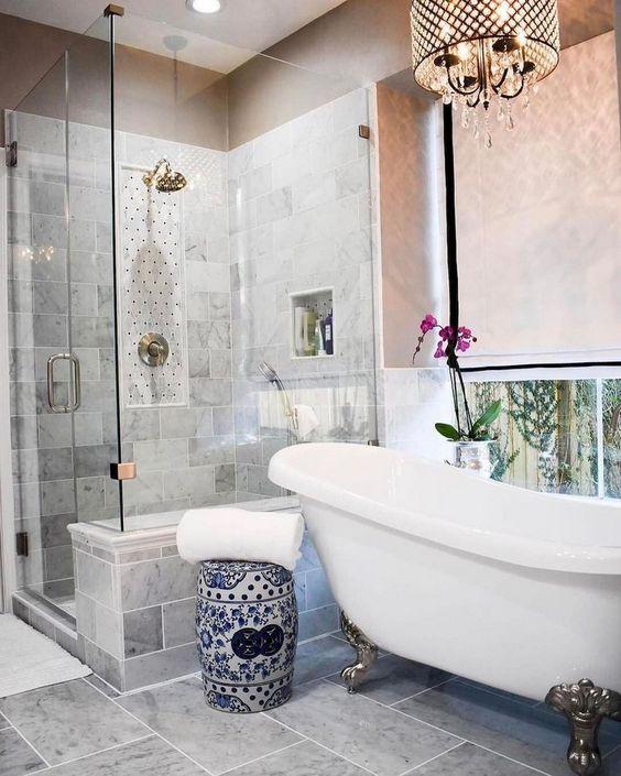 transitional bathroom 19