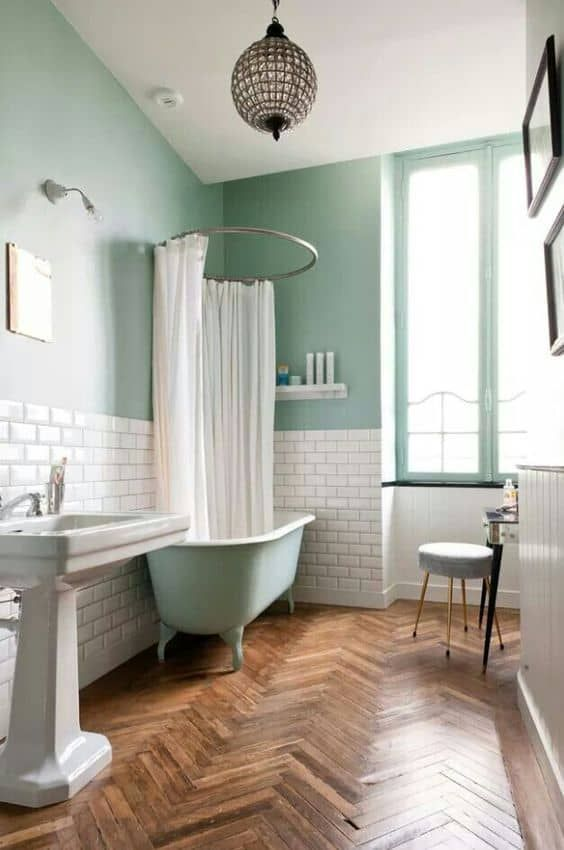 transitional bathroom 25