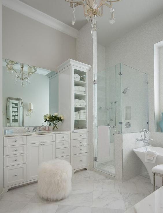 transitional bathroom 5