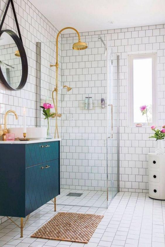 transitional bathroom 8