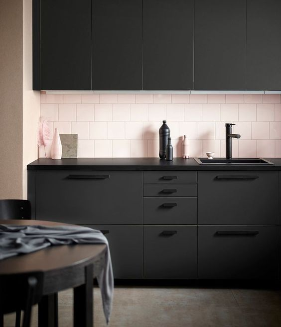 black kitchen ideas 16